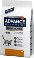 Advance veterinary diet Advance veterinary cat weight balance kattenvoer 8 kg
