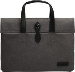 Lunso Cartinoe - fashion laptoptas 15 - Donkergrijs