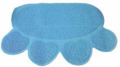 Gebr. de Boon Boon Uitloopmat Poot - 60 x 45 cm - Lichtblauw