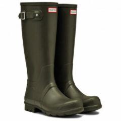 Hunter - Original Tall - Rubberen laarzen maat 43, zwart/bruin/zwart/zwart/grijs/zwart/grijs/olijfgroen/zwart/grijs