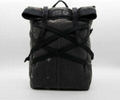 Antraciet-grijze UseDem Backpack - Antraciet