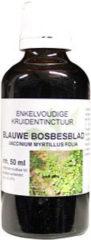 Natura Sanat Vaccinium myrt / blauwe bosbesblad tinctuur 50 Milliliter