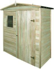 VidaXL Tuinhuis 200x100x210 cm geïmpregneerd grenenhout