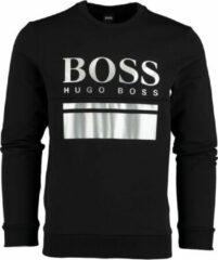 Zwarte Hugo Boss 50434921 Sweater - Maat XL - Heren