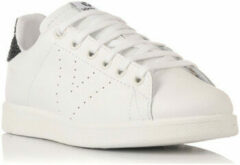 Witte Sneakers Deportivo Piel by Victoria