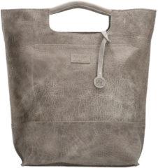 Grijze SoDutch #08 handtas light grey
