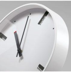 B-Ware Sigel Design Quarz Wanduhr Acto artetempus WU112 Uhr Bürouhr Quarzuhr