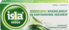 Isla Moos keelpastille 30 Tabletten