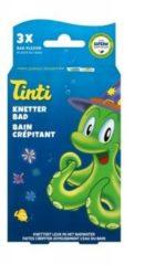 Tinti - Knetter Bad - 3 zakjes badplezier - Geschikt voor kinderen