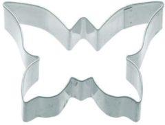 Zilveren KitchenCraft Uitsteker - vlinder - 7 cm - Kitchen Craft