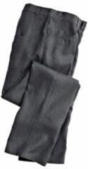 GRÜNHELD Linnen broek in 5-Pocket-Style, Leisteengrijs 56