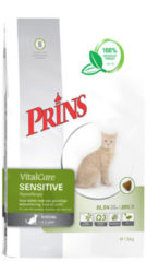 PRINS CAT VITAL CARE ADULT SENSITIVE HYPO ALLERGEEN KATTENVOER #95; 1,5 KG