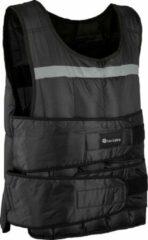 Zwarte TecTake - gewichtsvest weight vest allround - 20 kg - 402639