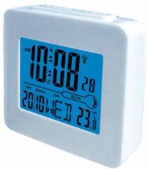 Voordeeldrogisterij Premium REC-34 Wekker - Wit