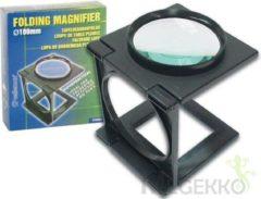 Standloep Vergrotingsfactor: 2.5 x Lensgrootte: (Ã) 100 mm Velleman FD-11G