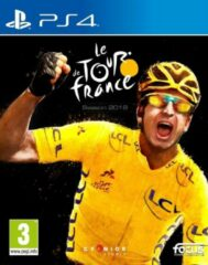 Focus Home Interactive Tour de France 2018 - PS4