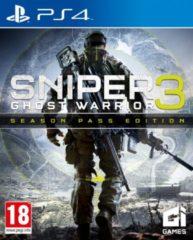 Ci interactive Sniper: Ghost Warrior 3 - Season Pass Edition /PS4