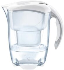 Witte BRITA Maxtra+ Elemaris Cool Meter Water Filter Jug - White