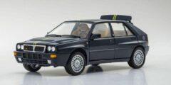 Kyosho Lancia Delta Intergrale EVO2 *Club Hi-Fi* - 1992, Donker Blauw