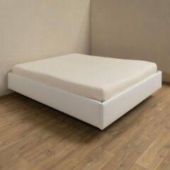 Dorsoo Hoeslaken Jersey Beige - B 080-090-100 x L 200-220 cm