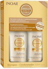 Inoar Keratine Inoar Absolut Day Moist Shampoo & Conditioner 250 ML