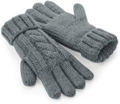 Senvi Kabel Handschoenen - Grijs - Maat L-XL