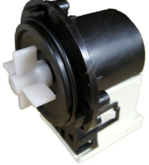 Ariston, Hotpoint, Indesit, Whirlpool Abflusspumpe für Waschmaschine 482000088044