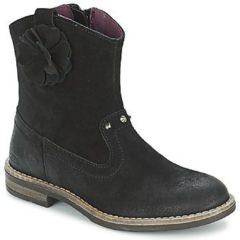 Zwarte Laarzen Mod'8 NOLA