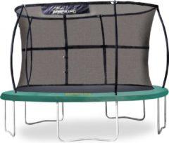 Jumpking Trampoline Met Veiligheidsnet Jumppod Classic 305 Cm Groen