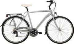 28 Zoll Herren Trekking Fahrrad 18 Gang Adriatica Sity 3... grau, 50cm