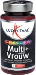 Lucovitaal Multivitamine Supplementen - Compleet Vrouw - 40 Tabletten