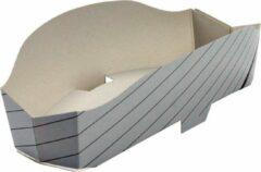 Merkloos / Sans marque Bak, Karton, sandwichbak, 170x75x50mm, naturel