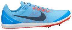 Nike ZOOM RIVAL D 10 TRACK SPIKE Laufschuhe blau