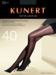 Kunert Satin Look 40 Panty - 40 denier - Carbon - Maat 44-46