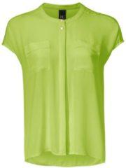 Groene Oversized blouse