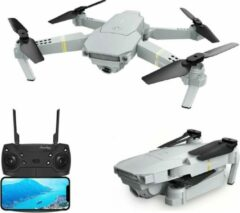 Trendtrading Pocket drone met Camera - Full HD Dual Camera - Wifi FPV - Foto - Video - Quadcopter - Zilver