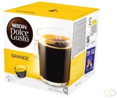 Nescafe Dolce Gusto Grande Caffe Crema Koffiecups 16 stuks