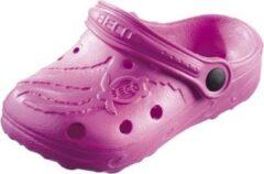 BECO Jongens en meisjes Clogs Roze Maat 29