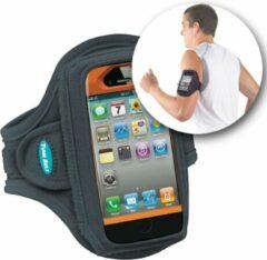 Zwarte Tune Belt AB84 XL Smartphone Sport Armband voor Samsung / iPhone / HTC