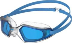 Blauwe Speedo Hydropulse Goggle Zwembril Unisex - Blue - Maat One Size