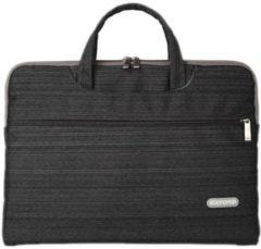 Kayond – Laptop Sleeve met hengsels tot 13 inch – Zwart