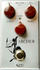 J. Rockett Archer Overdrive/Boost pedaal