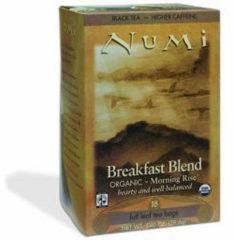 Numi Zwarte Thee Morning Rise Break (18bui)