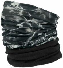 Zwarte Barts Multicol Polar sjaal sr