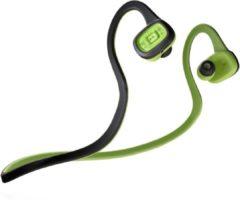 Cellularline Scorpion In-ear Pro Neckband Stereofonisch Draadloos Zwart, Groen mobiele hoofdtelefoon
