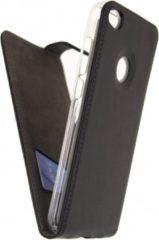 Zwarte Mobilize Classic Gelly Flip Case Huawei P8 Lite 2017/P9 Lite 2017 Black