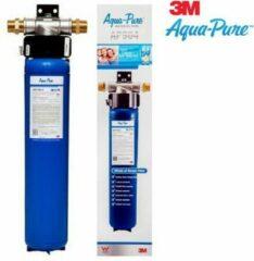 3M™ Water Filtration System, Whole House, model AP904. Waterfiltratie systeem voor het hele huis. Filter+filterkop