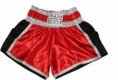 XPRT Fight Gear XPRT Kickboks broekje rood L