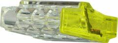 CONEX lasklem   4 voudig   1.5 - 2.5 mm²   transparant   10 stuks
