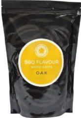 BBQ Flavour | Rookhout Oak | Eikenhout | Smokewood | Houtsnippers | Gas BBQ | Kamado